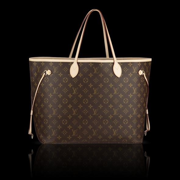 Dodatki Torebka Louis Vuitton Neverfull