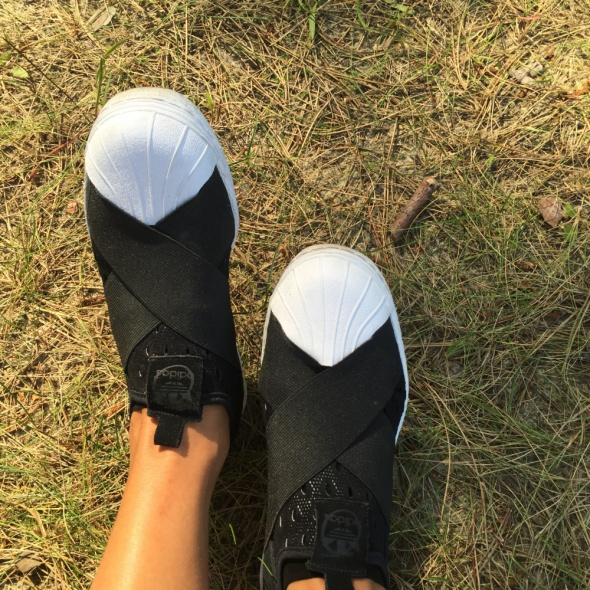 ADIDAS Buty Superstar Slip On Shoes...
