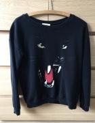 Bluza czarna pantera S