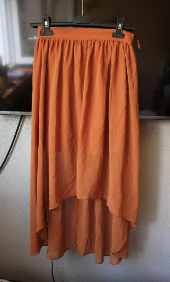 Spódnice spódnica miss selfridge maxi asymetryczna
