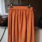 spódnica miss selfridge maxi asymetryczna