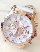 Zegarek Beżowy Damski