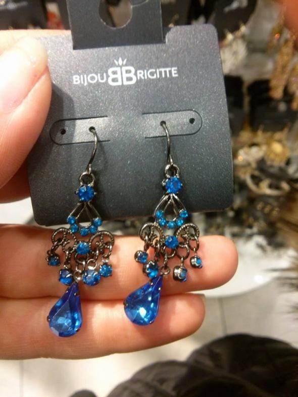 Biżuteria bijou brigitte kolczyki