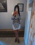 Sukienka mini sexy wzory...