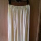 Długa zwiewna spódnica oversize