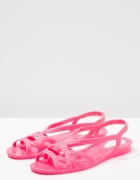 Lemon jelly neon pink sandals