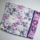 Spódnica ołówkowa elegancka M&S kwiaty 46 48