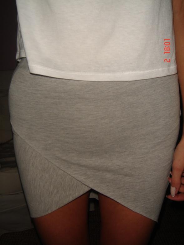 Spódnice Kopertowa spódnica