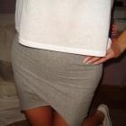 Kopertowa spódnica