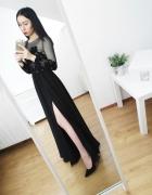 Suknia studniówkowa balowa