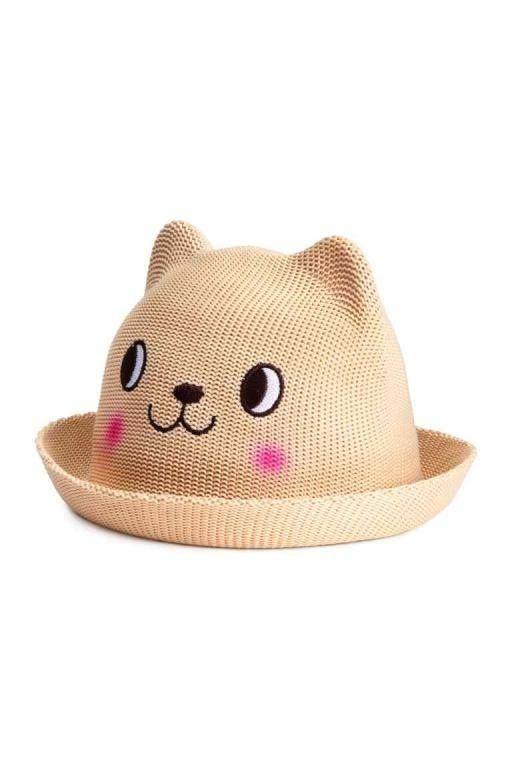 kapelusz kotek