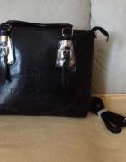 Prada torebka czarna