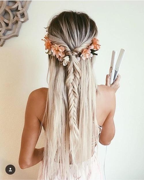 Blonde Hair Blond Włosy...