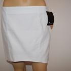 Zara spódnica biała asymetryczna M