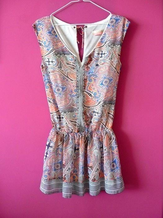 Ubrania Sukienka Bershka