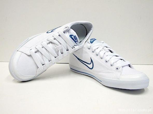Obuwie Poszukuję Nike Capri rozmiar 38 białe