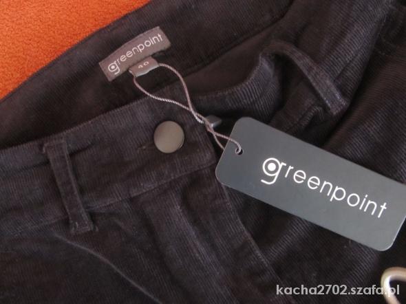 Spódnice Spódnica sztruksowa Greenpoint