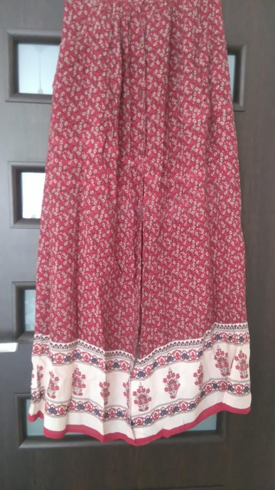 Spódnice Długa spódnica Stradivarius 36