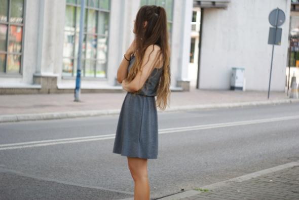 Blogerek simple dress
