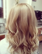 Blond koloryzacja włosów