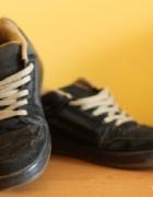 buty skate zamszowe...