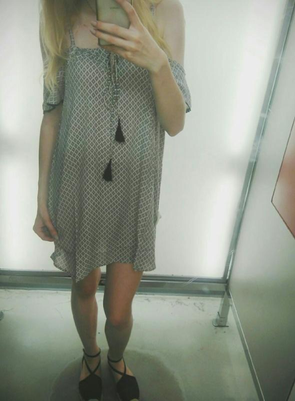Mój styl Sukienka letnia