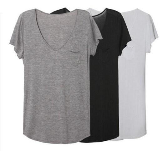 tshirt bluzka koszulka luźna oversize minimal