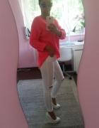 pink& white...