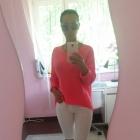 pink& white
