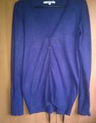 Granatowy swetr Reserved rozmiar 40...