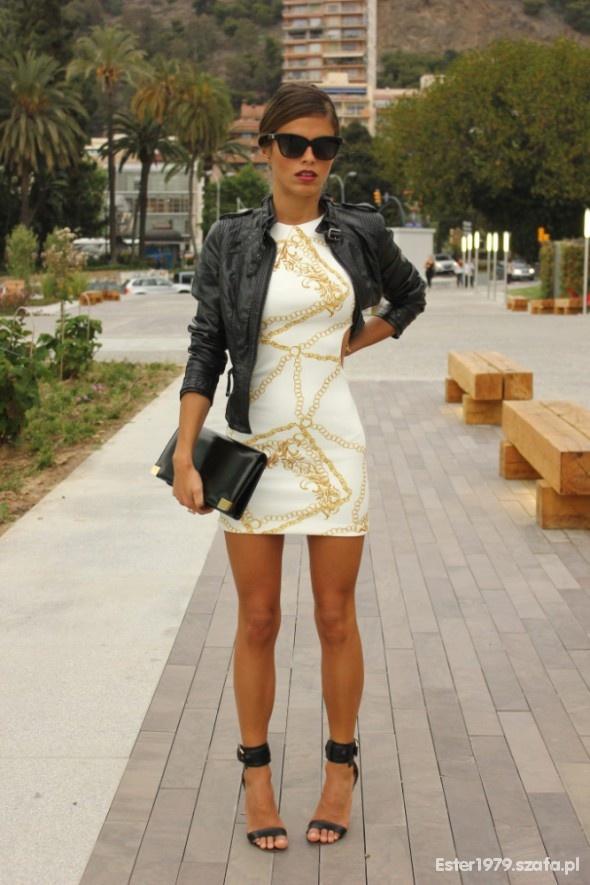 Suknie i sukienki Sukienka Asos
