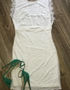 Koronkowe sukienki H&M