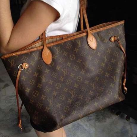 Torba louis vuitton neverfull...