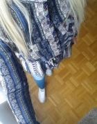 Koszula Sukienka we wzory