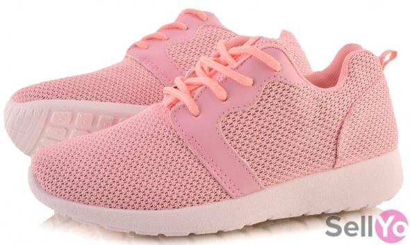 6b2c4f4b90ae5 Roshe run pudrowy różowe adidasy sportowe jpg 590x353 Adidasy sportowe