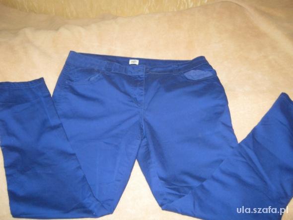 spodnie rurki kobaltowe 42 lub 44 sprawdź wymiary