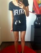 krótka sukienka selfie