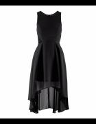 Asymetryczna sukienka H&M XS