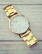 Damski Zegarek Złoty HIT Blogerek