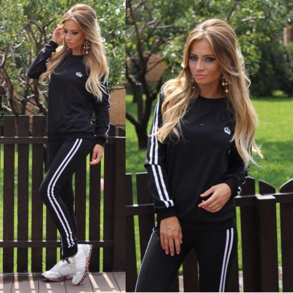 a6b42897a93d69 Dres dresy komplet fitness silownia w Dresy - Szafa.pl