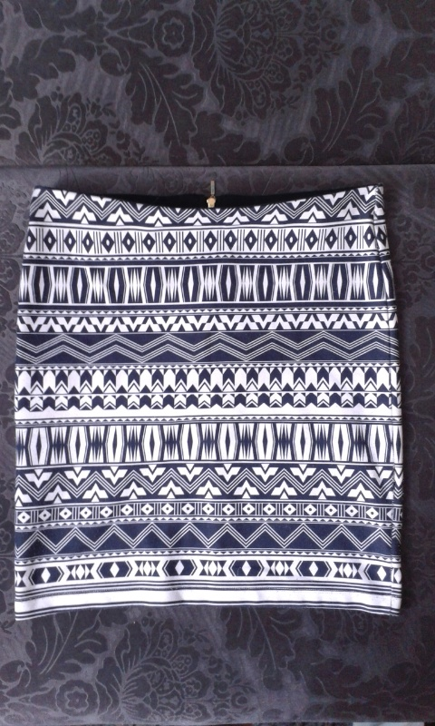 Spódnice mini aztecka