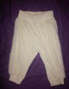 spodnie dresowe miś 74