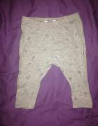spodnie legginsy 68