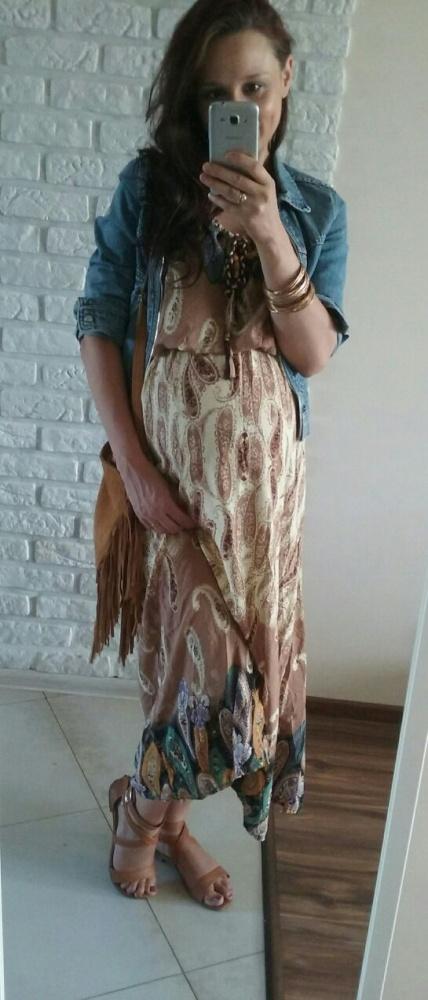 Mój styl Indiana girl