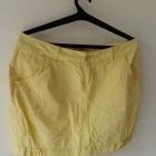 HOUSE L żółta spódnica