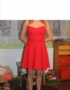 sukienka gorsetowa nowa modna xs s m