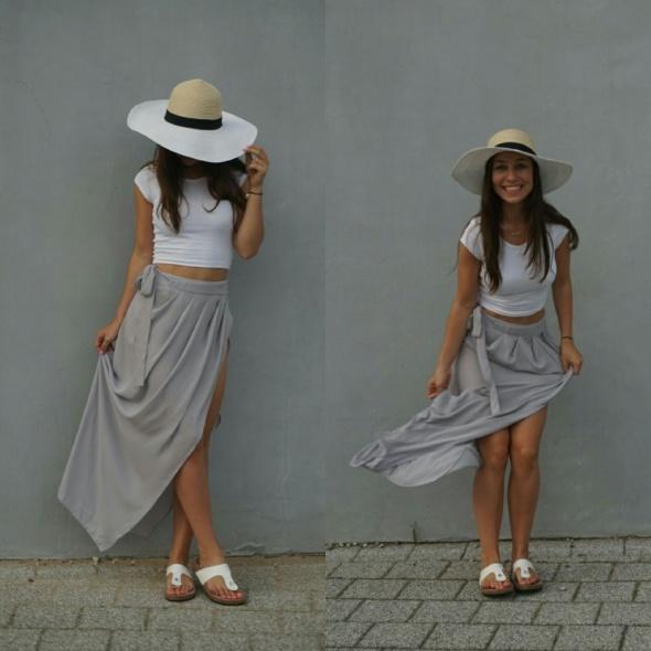 Mój styl Long skirt