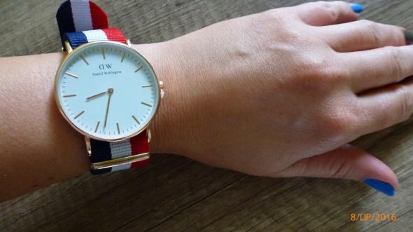 Zegarek daniel wellington damski