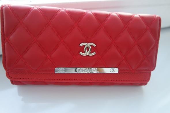 cc1f5e3cc7a0e PORTFEL DAMSKI Chanel Wysyłka Natychmiastowa w Portfele - Szafa.pl