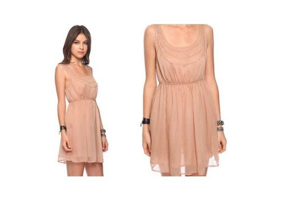 Suknie i sukienki Sukienka Forever21 z kryształkami